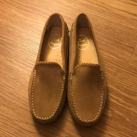 0535a95e4e7 Jack Rogers Shoes - NWOT Jack Rogers Taylor Suede Loafers